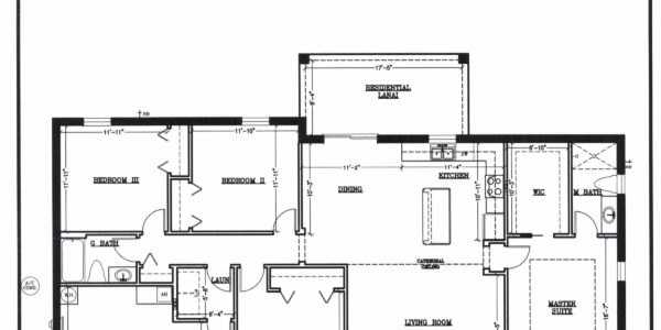 Custom floor plan for Ocala home